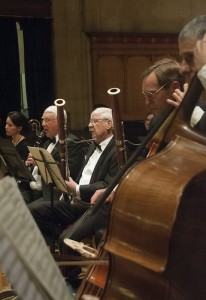Hounslow Symphony Orchestra Concert Mar2014 Bass Bassoon Philip Wilson